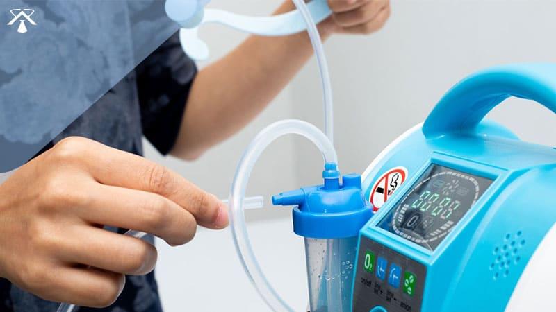 نحوه انتخاب بهترین دستگاه اکسیژن ساز