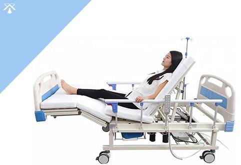 اصلی ترین ویژگی ها و خصوصیات تخت های بیمارستانی