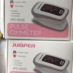 پالس اکسیمتر jumper مدل jpd-500e